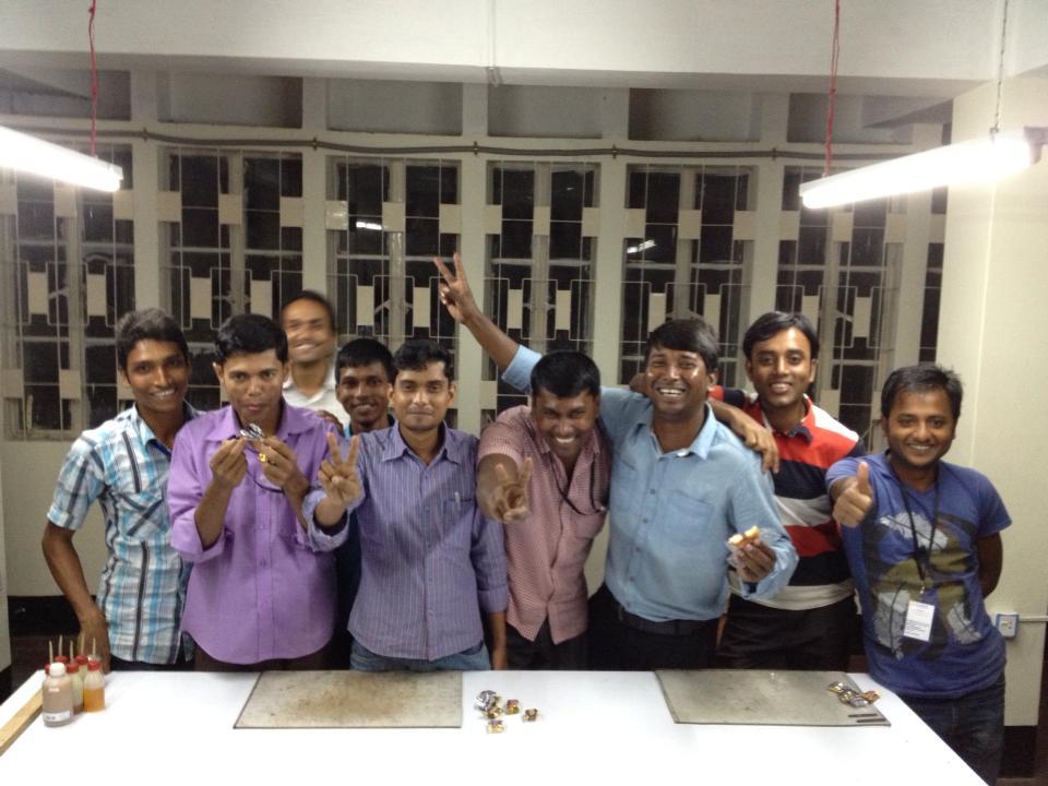 バングラデシュ工場2