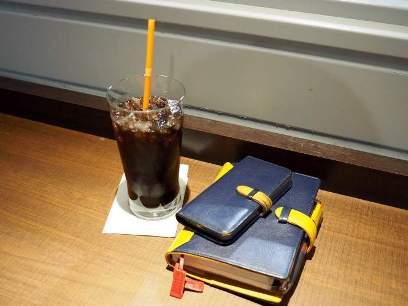 iPhoneカバーとお揃いでa6手帳カバーをカスタムオーダー