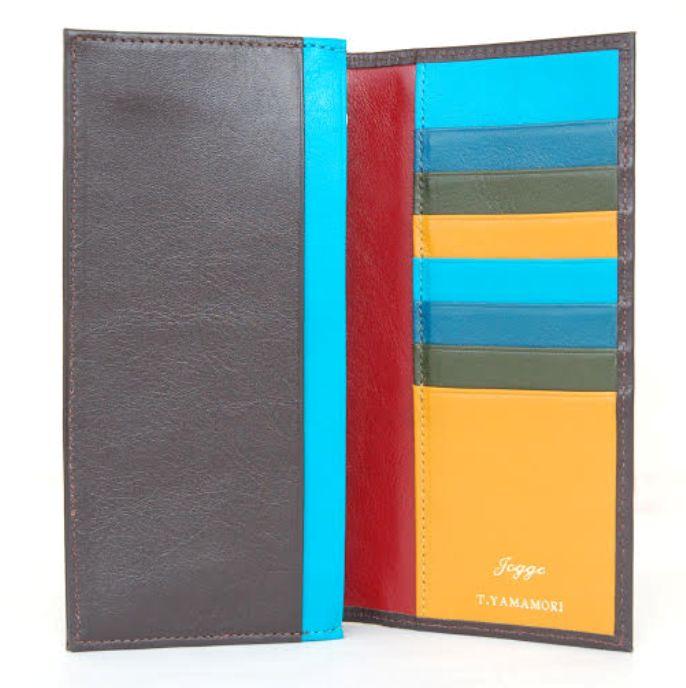 個性あふれる長財布