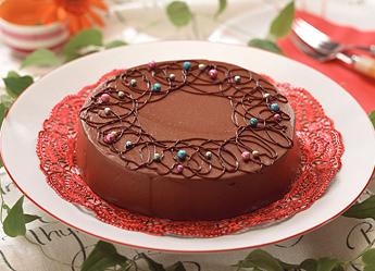 とっておきショコラケーキ