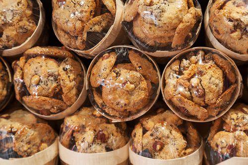 ミックスナッツクッキー