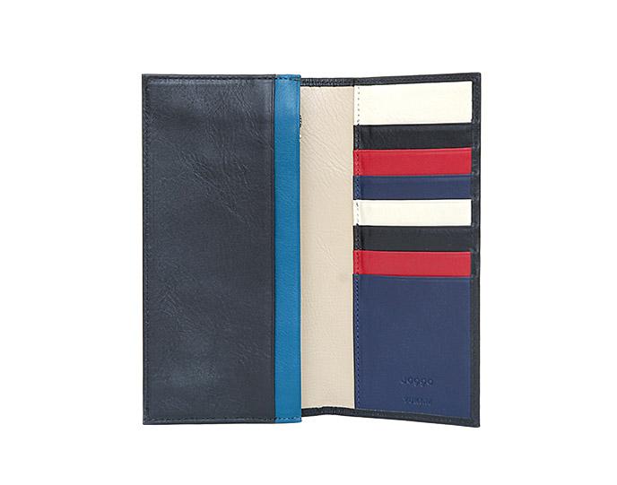 さわやかなデザインの長財布