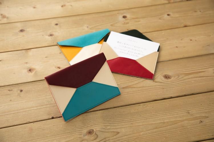革の封筒(A6)