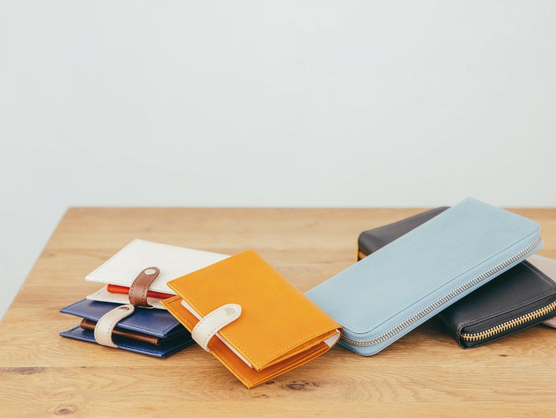 """新シリーズ""""ENISHI""""が登場!伝統ある姫路レザーと職人の手仕事から生まれた「革を育てる財布」"""