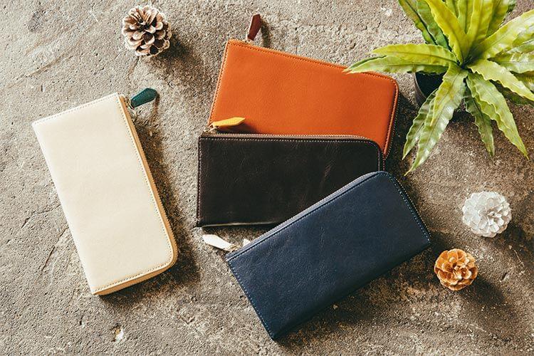 JOGGO の Lファスナー長財布