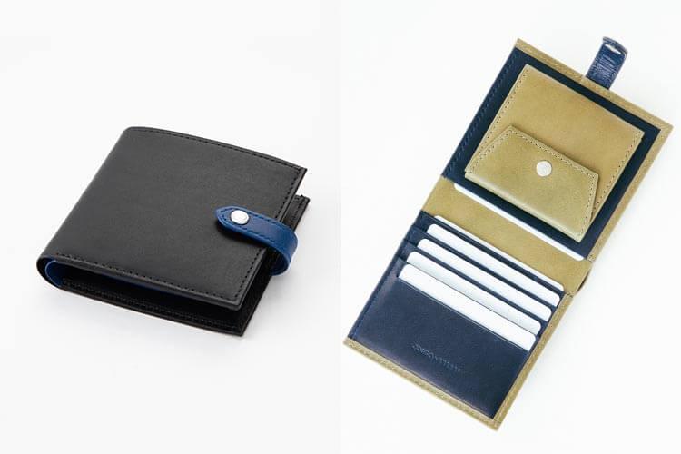 ENISHI2つ折り財布