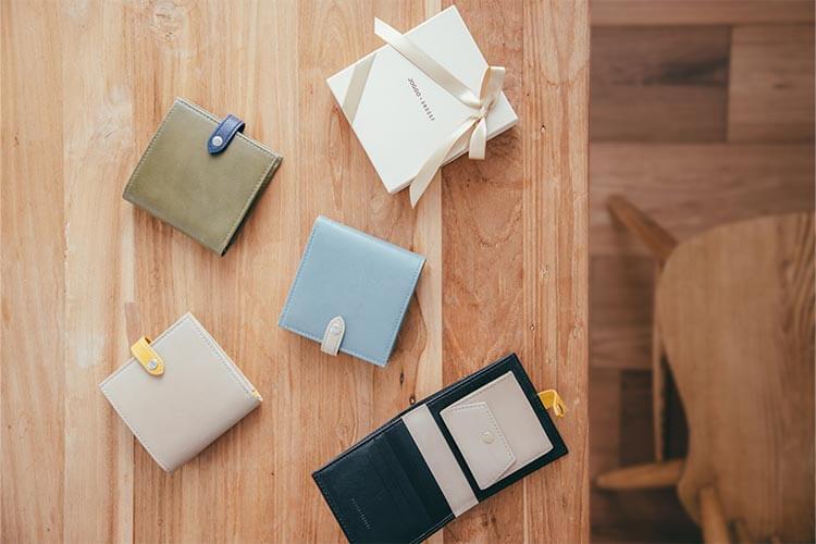 ENISHI 2つ折り財布(JOGGO)