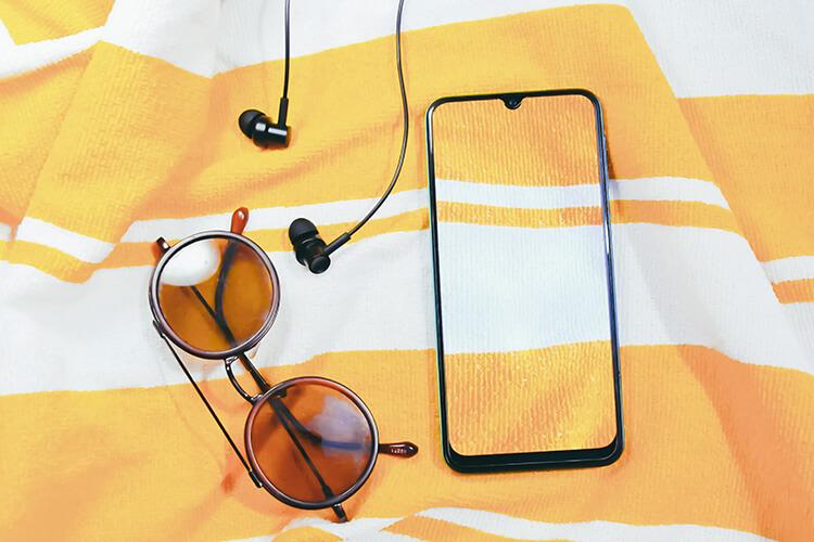 iPhoneケースの写真