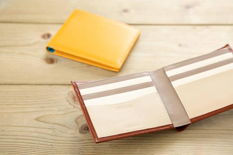 二つ折り財布の選び方